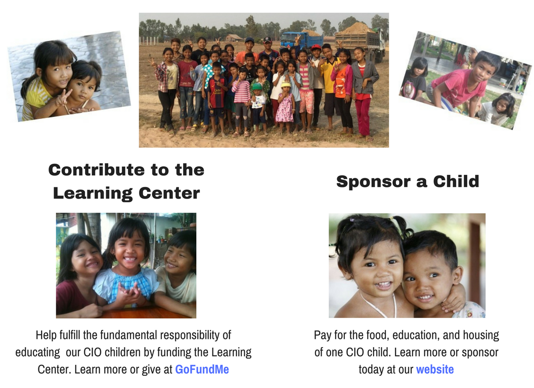 Contribute to the Children's Learning Center